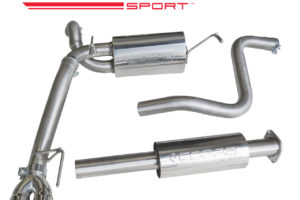 Vauxhall Astra GTC 1.6 Resonated Cat Back Exhaust VX33