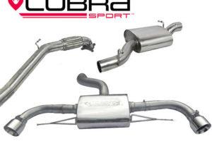 Audi TT Turbo Back Exhaust
