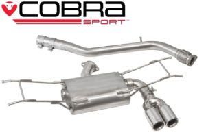 Mazda MX-5  Mk4 ND - Non Resonated Cat Back Performance Exhaust