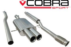 Mini Cooper S R58 Cobra Sport Exhaust