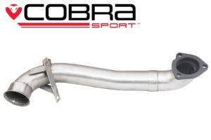 Mini Cooper S Coupe Cobra Sport Exhaust (de-cat pipe)