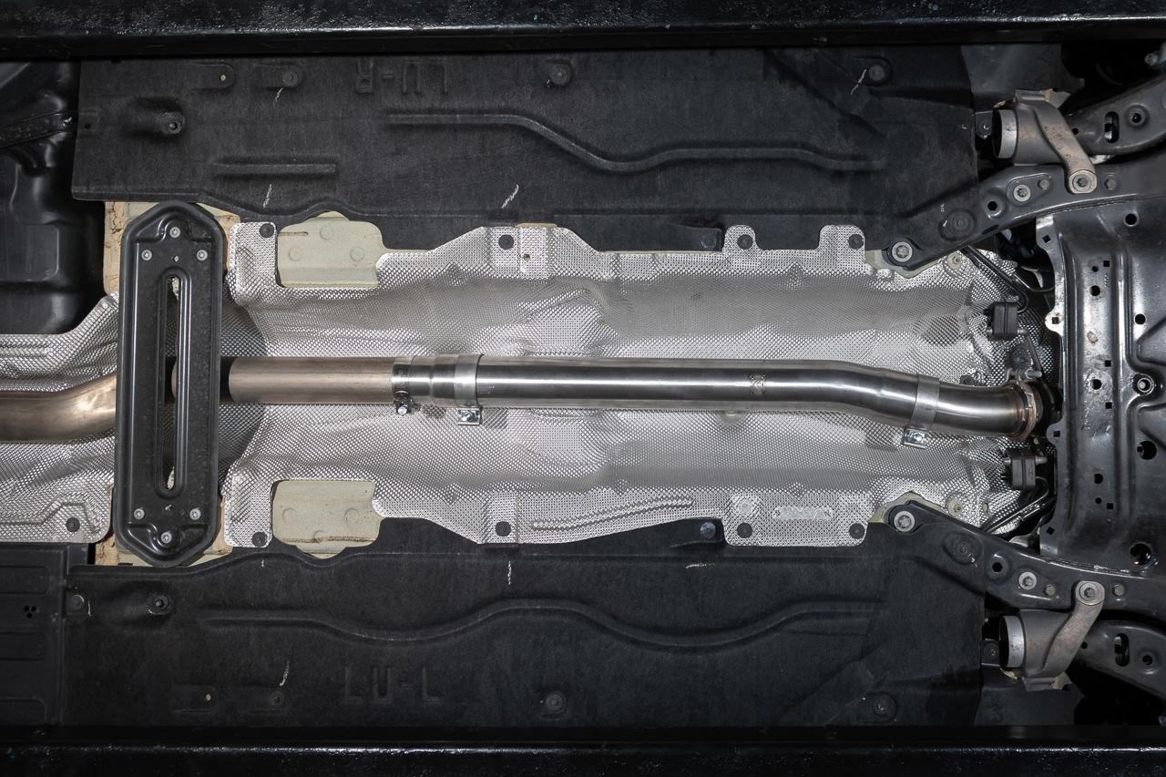 Mini JCW F56 PPF Delete