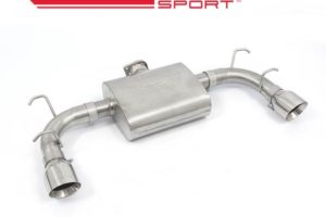 Mazda MX5 Road Type Rear Cobra Sport Exhaust - MZ06