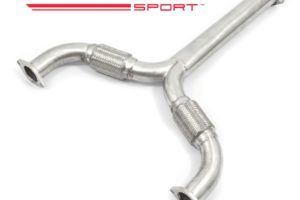 Nissan 350Z Y-Section Cobra Exhausts - NZ03