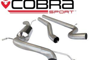 Seat Ibiza Cupra Bocanegra Sports Exhaust