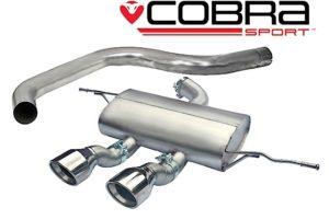 Leon Cupra R Sports Exhaust