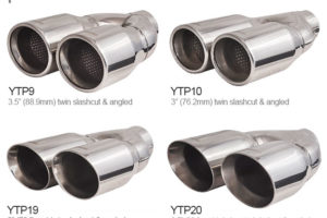 Tailpipe Options P