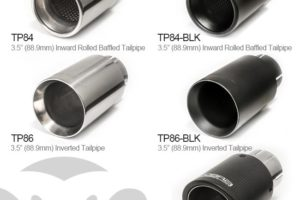 Tailpipe Options - Y1