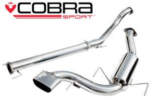 Astra VXR Sports Exhaust
