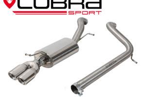 Audi A1 1.4 TFSI Sports Exhaust AU89