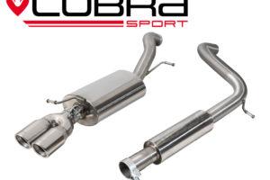 Audi A1 1.4 TFSI Resonated Sports Exhaust - AU88